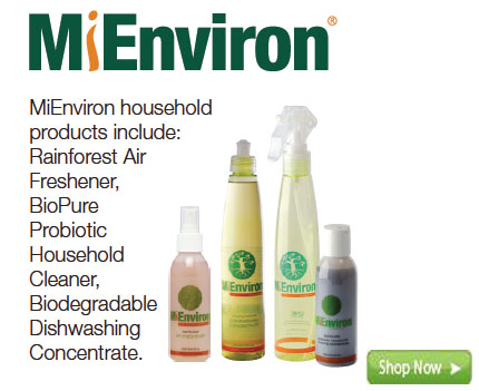 organic household products