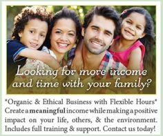 organic home business
