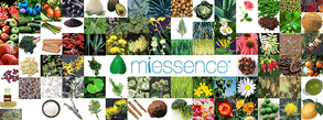 Miessence certified organic ingredients