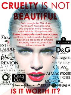 Miessence free from animal testing